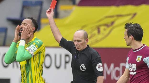 Burnley 0-0 West Brom: Sepuluh orang Albion menerima poin akurat di Burnley thumbnail