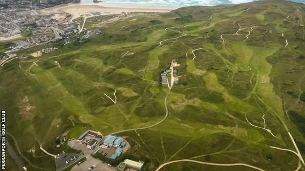 environment Perranporth Golf Club