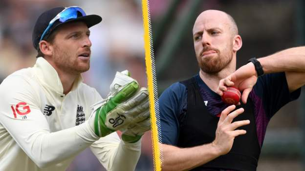 England v India: Jos Buttler & Jack Leach return for fifth Test