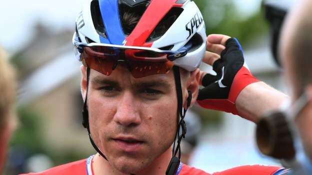 Jakobsen 'glad to be alive' after crash, but set for 'several facial surgeries'
