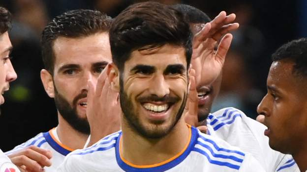 Real Madrid 6-1 Mallorca: Marco Asensio hat-trick and Karim Benzema double in emphatic win