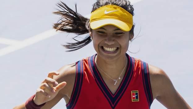 US Open 2021: Emma Raducanu beats Zhang Shuai to reach third round