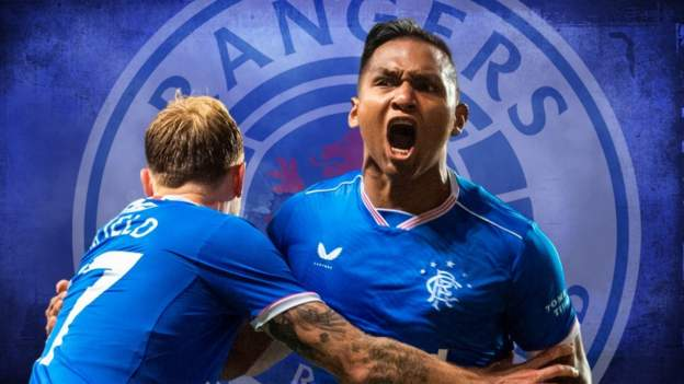 Alfredo Morelos: How Rangers striker hit 100 goals for Ibrox club