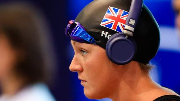 From watching London 2012 from her hospital bed to swimming for ParalympicsGB at Tokyo 2020