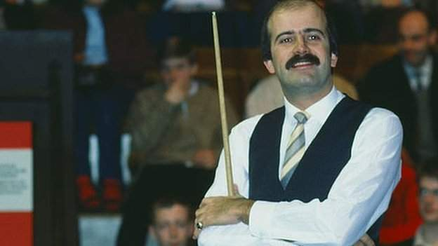 Snooker loopy - tribute to Willie Thorne thumbnail