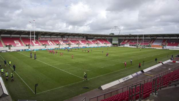 Wales to host England at Parc y Scarlets in November