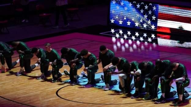 Miami Heat ve Boston Celtics, Capitol Fırtınasının Ardından