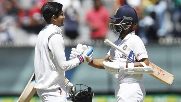 India thrash Australia to level series