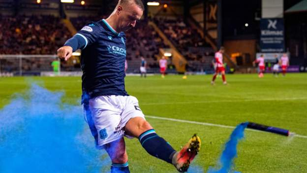 Police charge Griffiths over flare kick