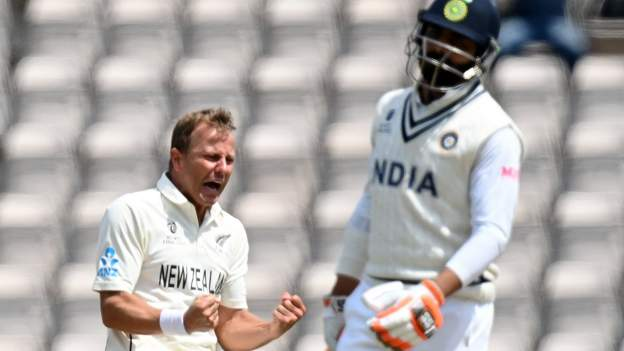NZ beat India to win Test championship