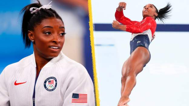 Tokyo Olympics: Simone Biles apparatus finals in doubt because of continuing 'twisties'