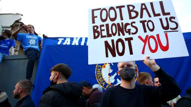 Fan-led review of English football to consider ownership, finance and fan involvement - bbc
