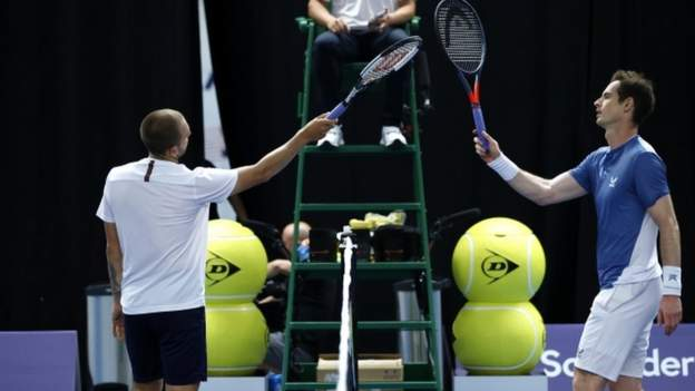 Evans fights again to beat Murray and attain Battle of the Brits remaining thumbnail