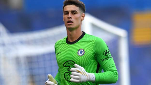 Chelsea boss Frank Lampard says Kepa Arrizabalaga needs his support after latest mistake - bbc