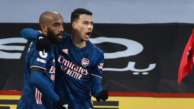 Martinelli and Lacazette star in Arsenal victory
