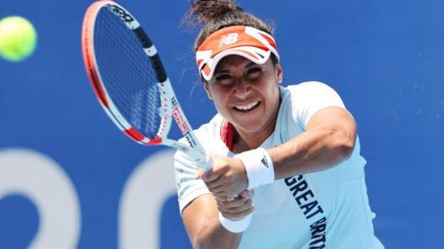 Tokyo Olympics: Great Britains Heather Watson loses in first round