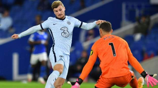 Timo Werner: German forward chose Chelsea 'to win titles' thumbnail