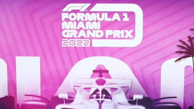 Miami GP to make F1 debut in May 2022