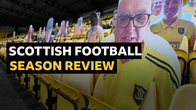 Tinjauan trend sepak bola Skotlandia: 'Gemerlap dua belas bulan di taman bermain yang rupawan & ramping' thumbnail