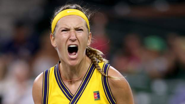 Azarenka Badosa into Indian Wells final