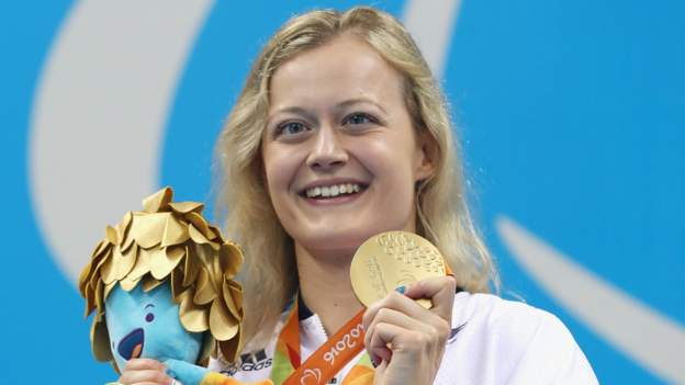 Revitalised Russell targets Tokyo Paralympics