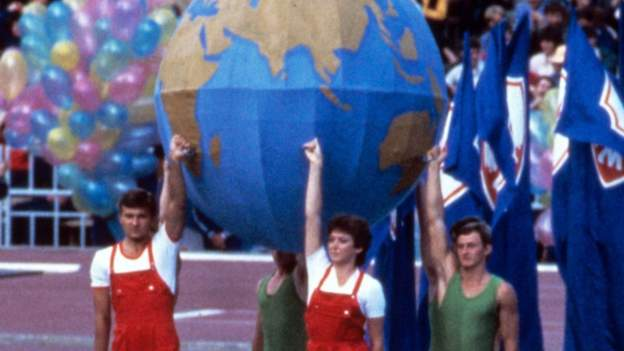 Friendship Games 1984: When Great Britain took part in the 'Iron Curtain Olympics'