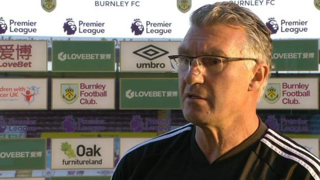 Burnley 1-0 Watford: Nigel Pearson says Hornets 'did not do sufficient' at Turf Moor thumbnail