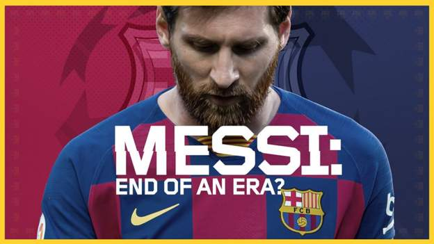 Lionel Messi and Barcelona: Is his time at Nou Camp coming to an end? - bbc