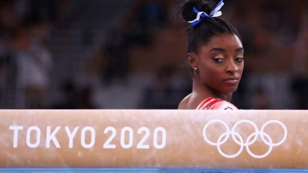 Biles 'cherishing unique Olympics'