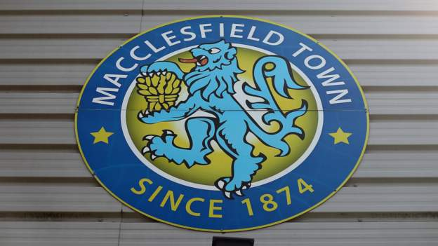 Macclesfield Town expelled from National League four days before start of season - bbc