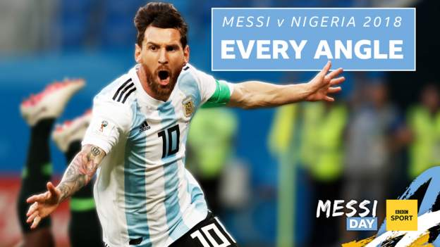 World Cup 2018: Lionel Messi