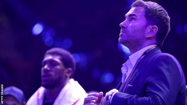 Hearn expects to run a succession of shows from the garden venue