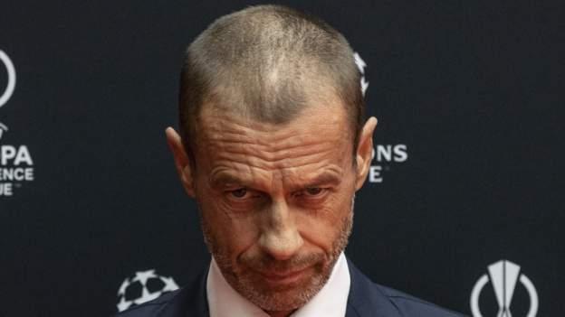 Piala Global: Presiden UEFA Aleksander Ceferin menolak kepercayaan akan adanya pertandingan dua tahunan thumbnail