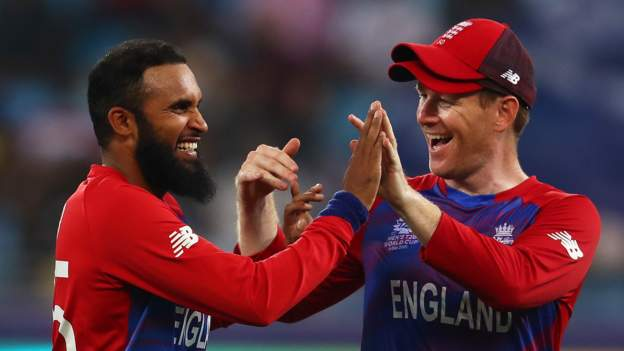 T20 World Cup: England bowl West Indies out for 55 in six-wicket win