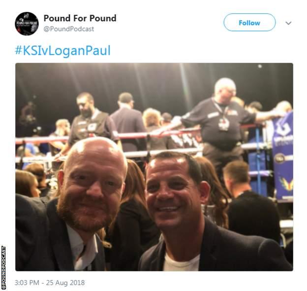 Ksi Vs Logan Paul 2 Popular You Tube Personalities Boxing: KSI V Logan Paul: Is The 'biggest Event In Internet