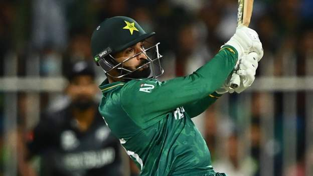 T20 World Cup: Pakistan beat New Zealand for second win in three days