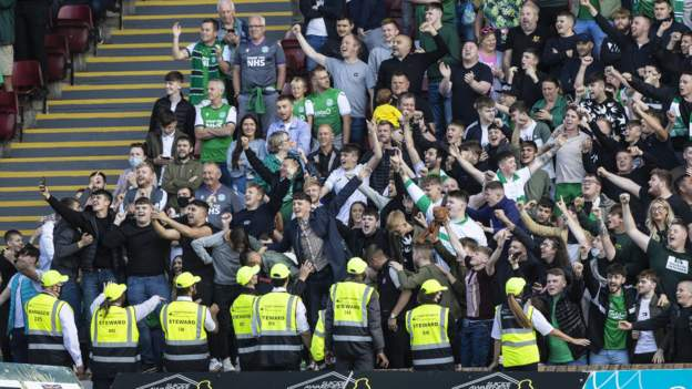 Scottish stadiums will allow 5,000 fans without prior permission