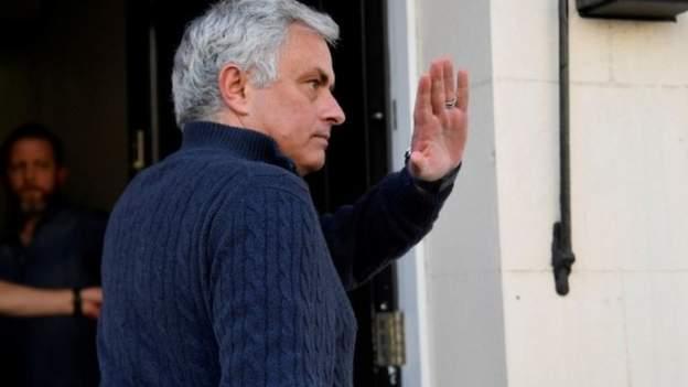 Mourinho sacked by Tottenham