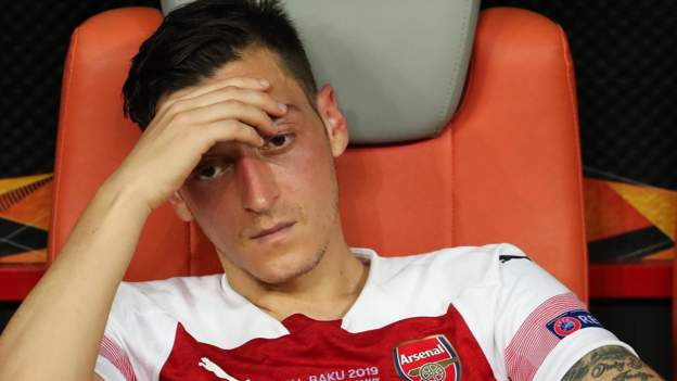 Are Ozil's China comments a factor in his Arsenal exile?