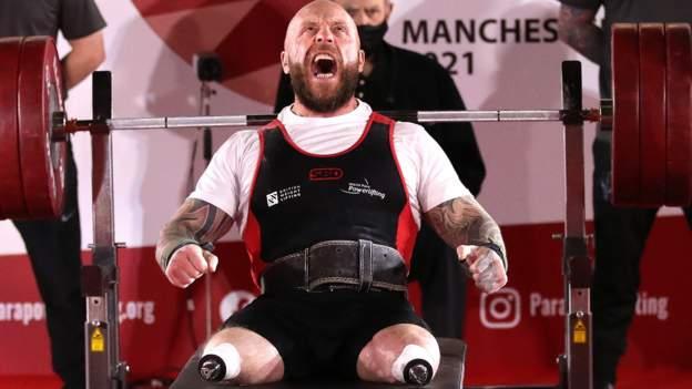GB's Yule wins Para-powerlifting silver
