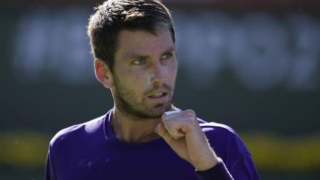 Norrie into first Masters 1,000 final