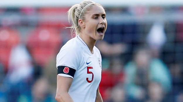 England skipper Steph Houghton urges fans to attend World
