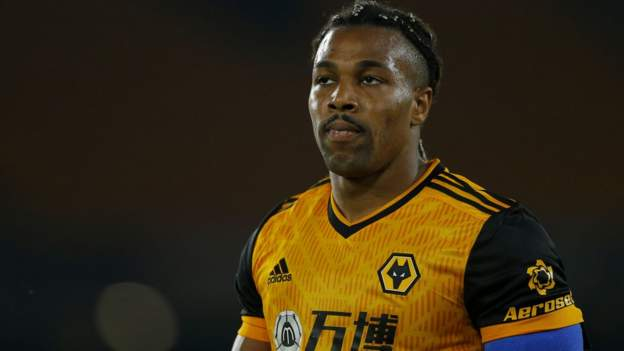 Adama Traore: Wolves winger close to agreeing new deal