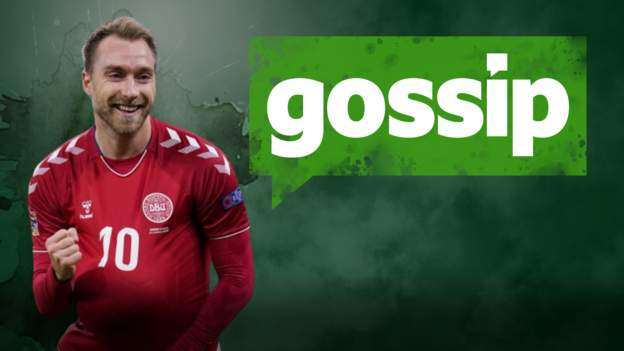 Transfer gossip: Eriksen, Giroud, Szoboszlai, Alli, Winks, Musa - bbc