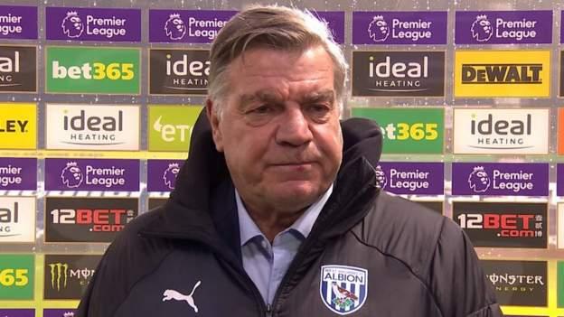 West Bromwich Albion 0-5 Manchester City: Sam Allardyce