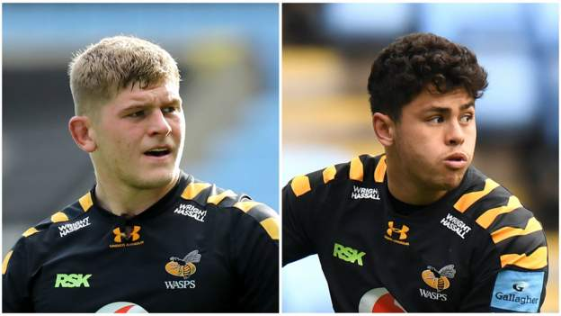 Six Nations 2020: Jack Willis and Jacob Umaga named in England's squad