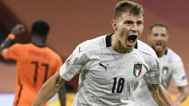 Nations League: Netherlands 0-1 Italy thumbnail