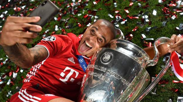 Liverpool agree £25m Thiago deal