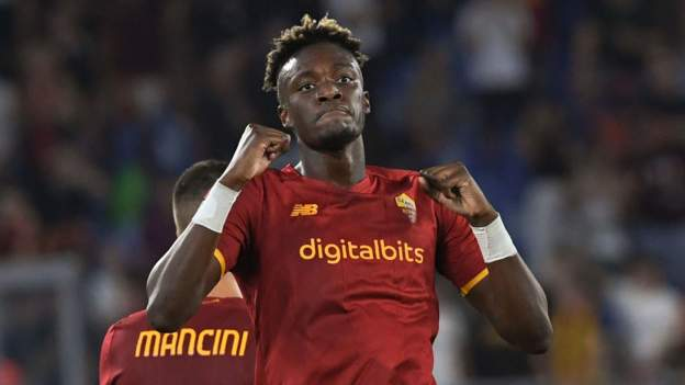 Roma 5-1 CSKA Sofia: Tammy Abraham scores as Roma win sixth game in row - BBC Sport