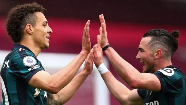 Burnley 0-4 Leeds United: Rodrigo scores twice in impressive win